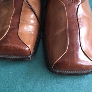 Stacy Adams Men's Leather Shoes- Size 12